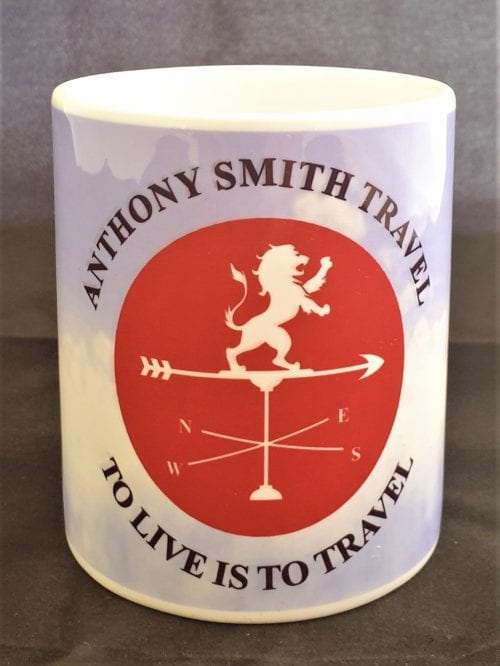 Anthony Smith Travel Merchandise